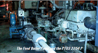 Boiler Feed Boxes